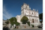 The mission in San Ignacio, Baja California Sur