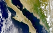 Baja from Space