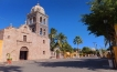 Loreto is the oldest permanent settlement on the Baja peninsula.