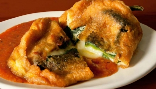 Breakfast Rellenos Recipe