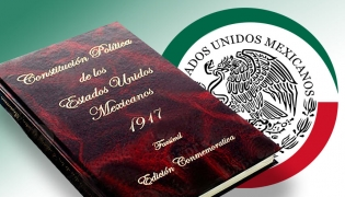 February 5 – Celebrating the current constitution of Mexico adopted in 1917