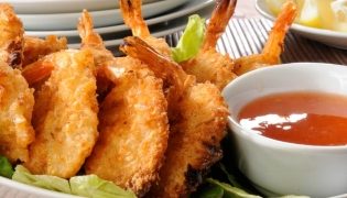 Beachcomber Coconut Shrimp