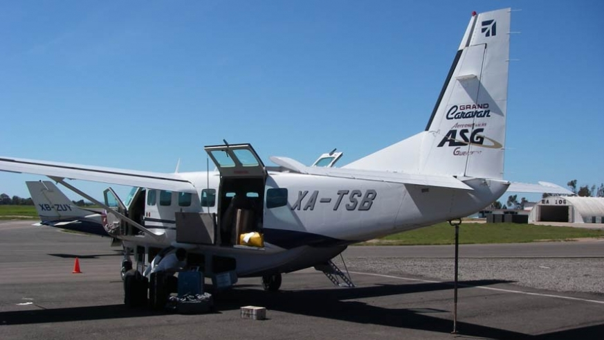 Fly from Ensenada to Isla Cedros for you next fishing vacation
