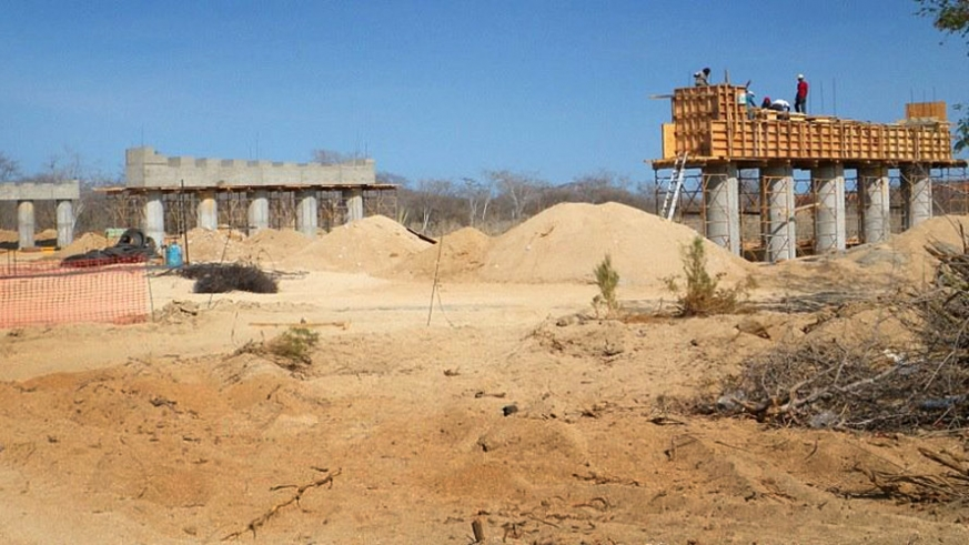 Highway construction for the Cabo by-pass will bisect the wilds of Cabo