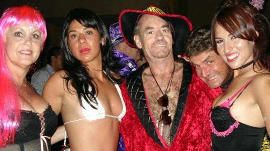 October also brings the wildest costume party of the year to Los Cabos, the Pimp & Ho Ball