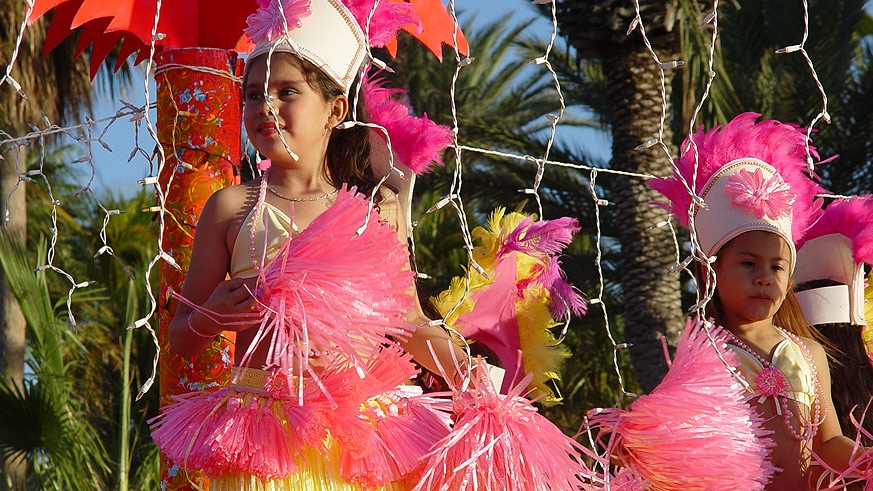 Although Carnaval La Paz has grown up considerably, it remains an event for all ages