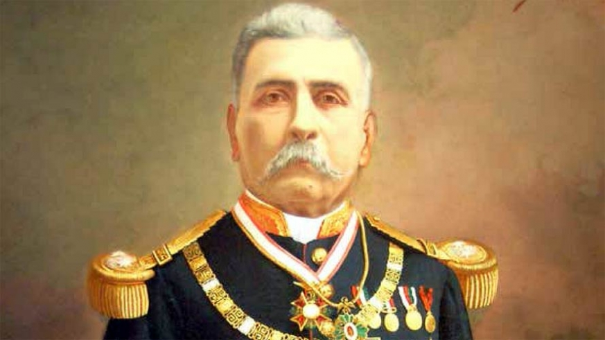General Porfirio Diaz moved the official day of the holiday to accommodate his birthday - he too was later deposed by revolution