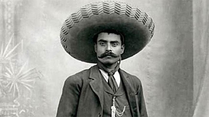 Emilliano Zapata fought the revolution in the southern portions of Mexico and was signficantly responsible for the socialistic land reforms that brought the Ejido into being