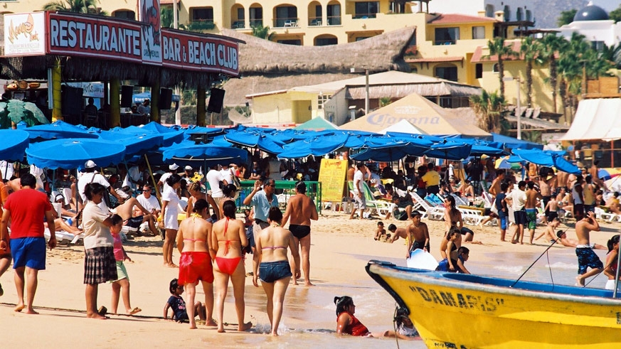 Medano Beach is the most well known beach and certainly the most happenin' in Baja Sur